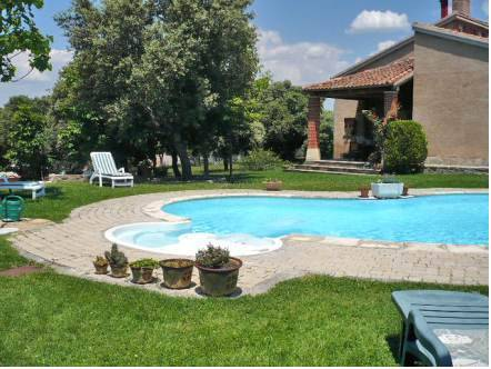 Holiday Home Las Navas De Riofrio