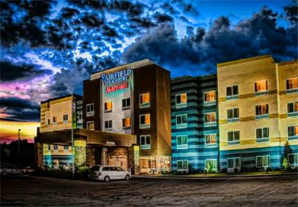 Fairfield Inn & Suites by Marriott Montgomery Airport