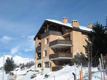 Apartment Chesa sur Crap Pontresina