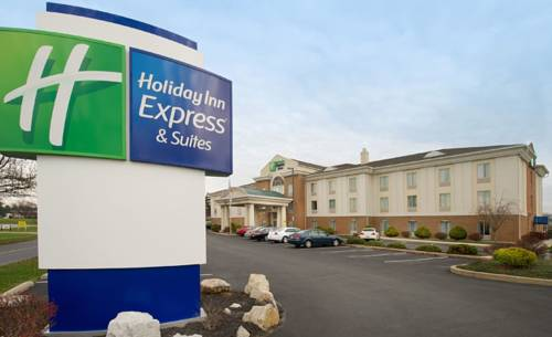 Holiday Inn Express Chambersburg