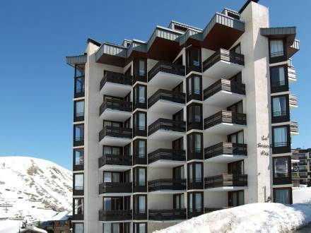 Apartment Grand Pre II Tignes