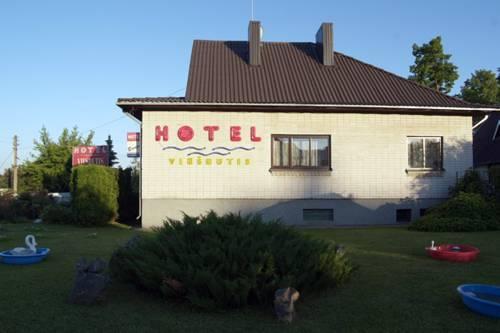 S. Ponycius Hotel Banga