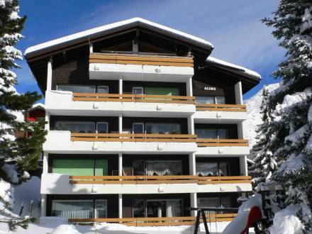 Apartment Haus Acimo I Saas Fee