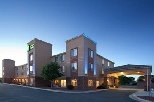 Holiday Inn Express Alburquerque N - Bernalillo