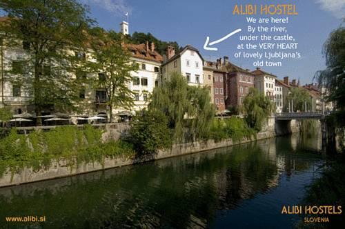 Alibi Hostel