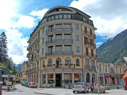 Apartment Le Carlton I Chamonix