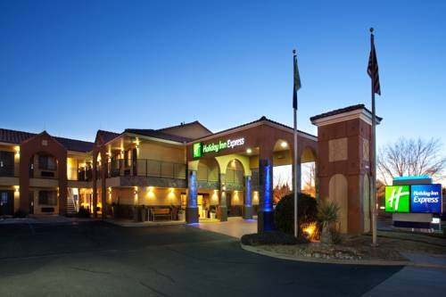 Holiday Inn Express Albuquerque / I-40 EUBANK