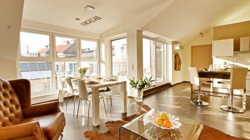 Livingpoint-Luxury Apartments Vienna