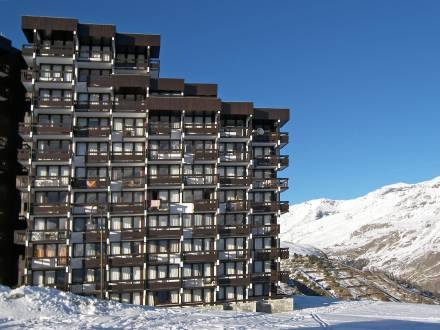 Apartment Home Club I Tignes