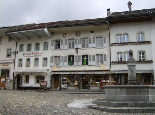 Gruyère Rooms