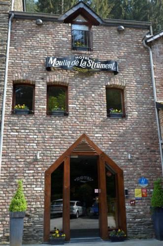 Hôtel Moulin de la Strument