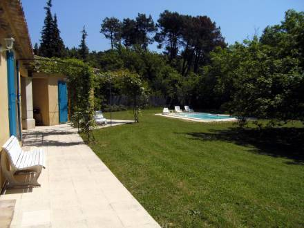 Holiday Home Le Grand Chene Rousillon