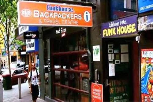 Funk House Backpackers