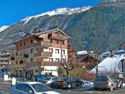 Apartment Espace Montagne IV Chamonix