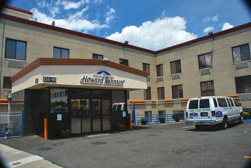 Howard Johnson Inn-JFK Airport, Jamaica, Queens, NYC