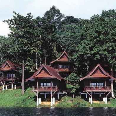 Lake Kenyir Resort, Taman Negara
