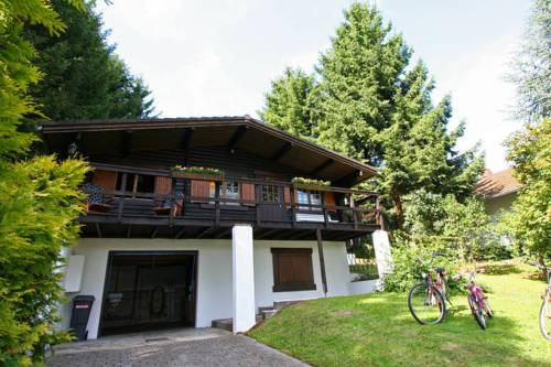 Holiday Home Le Petit Chalet Niederwampach