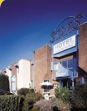 Stars Hotel Villeneuve D'ascq
