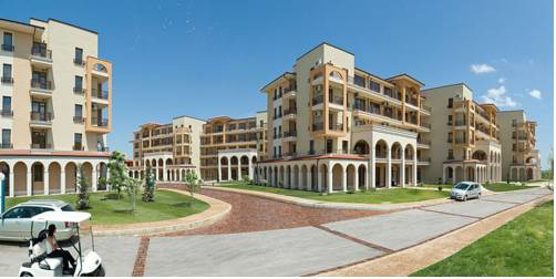 Apartments in Lighthouse Golf & Spa Resort