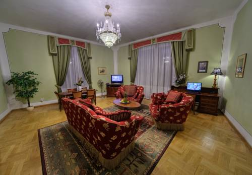 Royal Residence Ungelt
