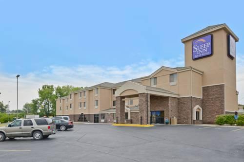 Sleep Inn & Suites Topeka