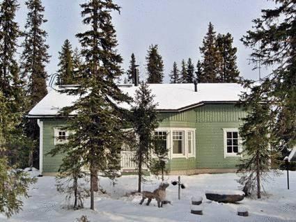 Rukan Lomapalvelu Cottages