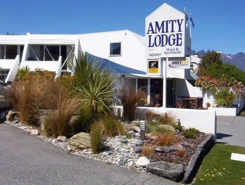 Amity Lodge Motel & Apartments