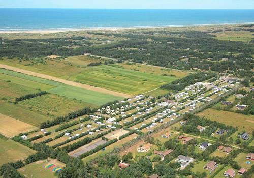 Saltum Strand Camping & Cottages