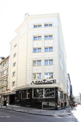 Aspalace Hotel The Istanbul Old City