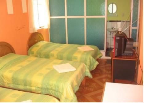 Portal La Merced Hostel