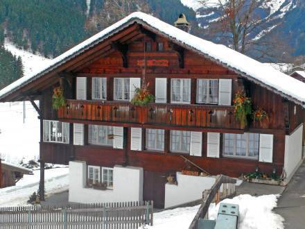 Apartment In Dr Schluecht Grindelwald