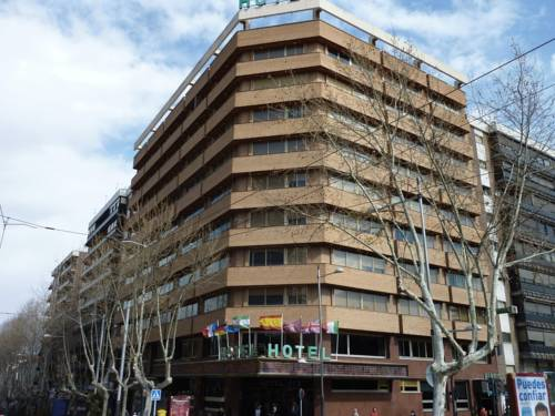 Hotel Condestable Iranzo