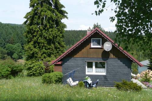 Holiday Home Annerosehaus Altenfeld