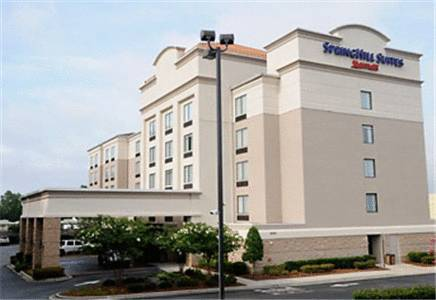 SpringHill Suites by Marriott Charlotte Airport