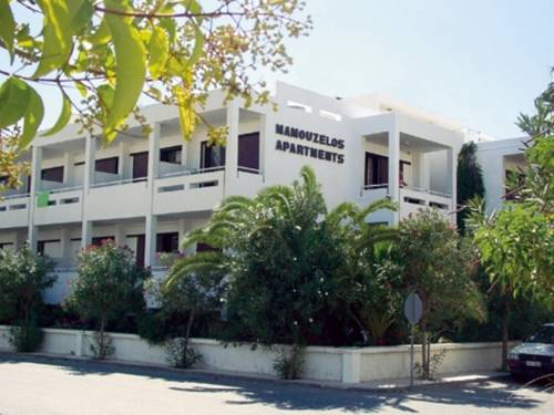 Mamouzelos Hotel Apartments