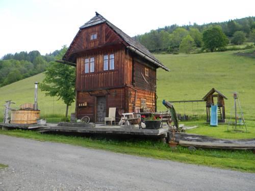 Hüttenferien Köberlhof