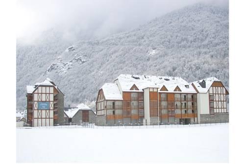 Apartment Le Belvedere Luchonsuperbagneres I