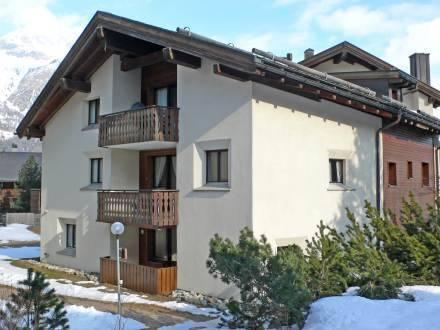Apartment Chesa Zupeda Silvaplana