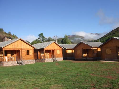 Bungalows Camping Laspaules