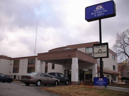 Americas Best Value Inn & Suites - Kansas City/Downtown