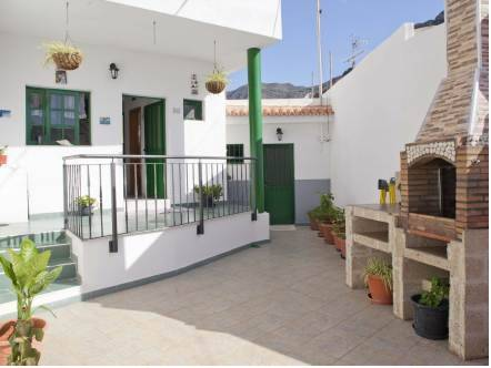 Holiday home Casita Canaria Igueste de San Andrés