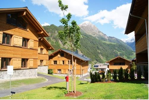 Alpinlodges Matrei