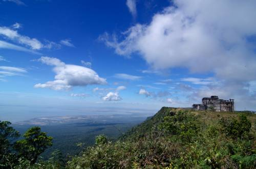 Thansur Bokor Highland Resort