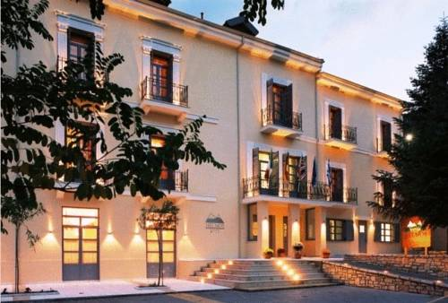 Hotel Helmos