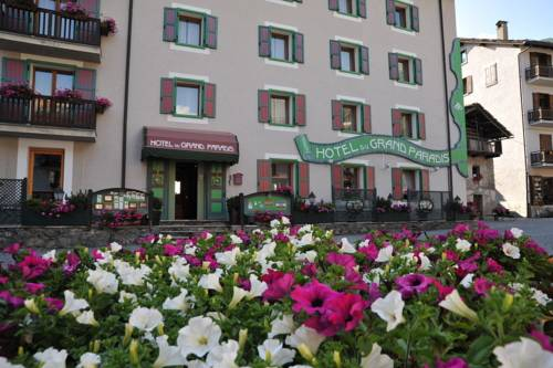 Hotel Du Grand Paradis & Spa