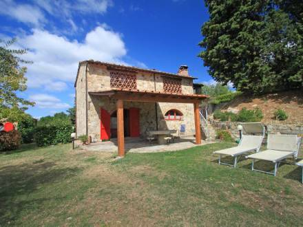 Holiday Home Fienile Badia a Passignano