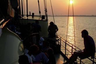 Boat Korevaer Leiden