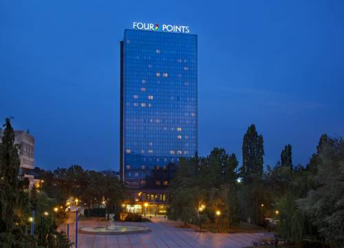 Four Points by Sheraton Panorama Hotel Zagreb