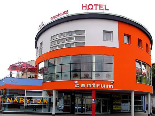 Hotel Centrum & Wellness