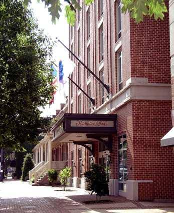 Hampton Inn Alexandria/Old Town
